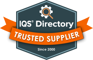 IQS Directory Trusted Supplier Logo
